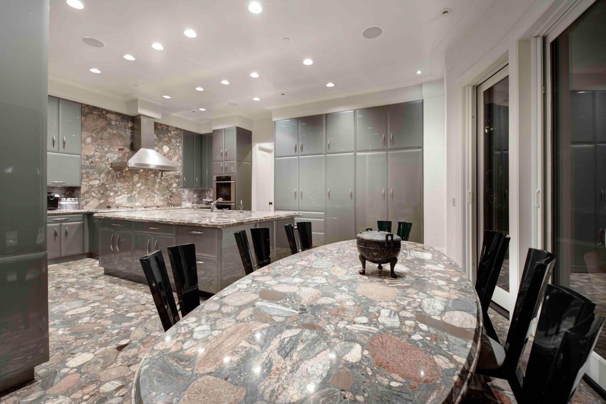 Lake Las Vegas Custom Home - Merlin Client
