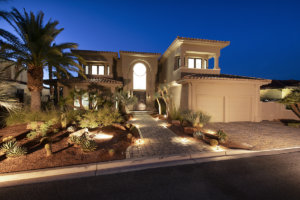 Lake Las Vegas Custom Home - Merlin Custom home Builders