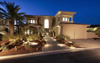 Lake Las Vegas Custom Home - Merlin Custom home Builders