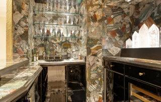 Lake Las Vegas Custom Home - Merlin Custom home Builders - Bar