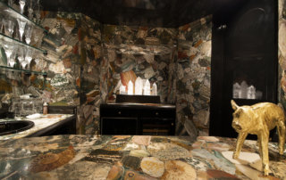 Lake Las Vegas Custom Home - Merlin Custom home Builders - Bar2