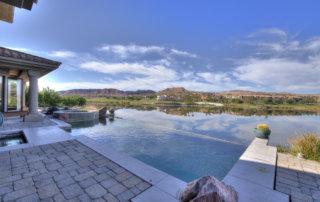 Lake Las Vegas Custom Home - Merlin Custom home Builders - Daypool