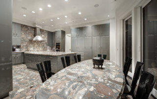 Lake Las Vegas Custom Home - Merlin Custom home Builders - Kitchen1