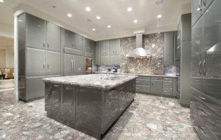 Lake Las Vegas Custom Home - Merlin Custom home Builders - Kitchen2