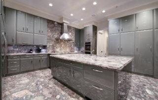 Lake Las Vegas Custom Home - Merlin Custom home Builders - Kitchen3