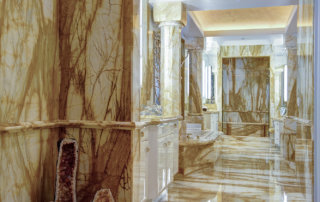 Lake Las Vegas Custom Home - Merlin Custom home Builders - Master bath2