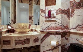 Lake Las Vegas Custom Home - Merlin Custom home Builders - Room 3 PowderRoom