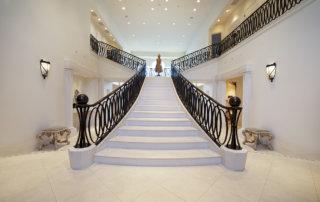 Lake Las Vegas Custom Home - Merlin Custom home Builders - Stairs
