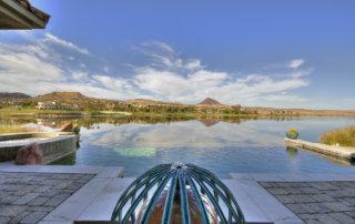 Lake Las Vegas Custom Home - Merlin Custom home Builders - Yard1