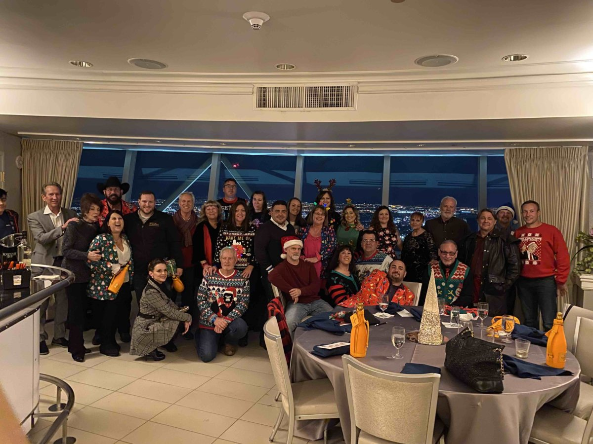 Merlin Custom Home Builder - Holiday Party 2019
