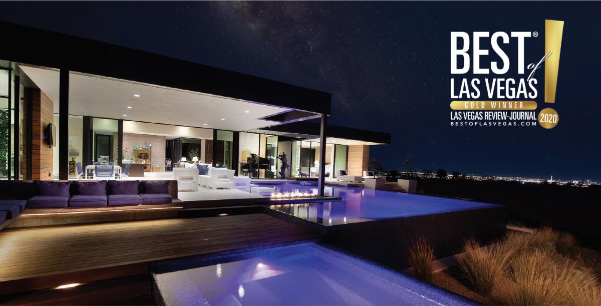 Best of Las Vegas - Merlin Custom Home Builders